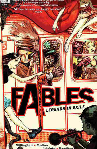 Cover of Fables, Volume I: Legends in Exile