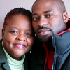 Mary Johnson, 59, spoke with Oshea Israel, 34, at StoryCorps in Minneapolis.