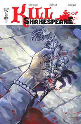 Cover of Kill Shakespeare