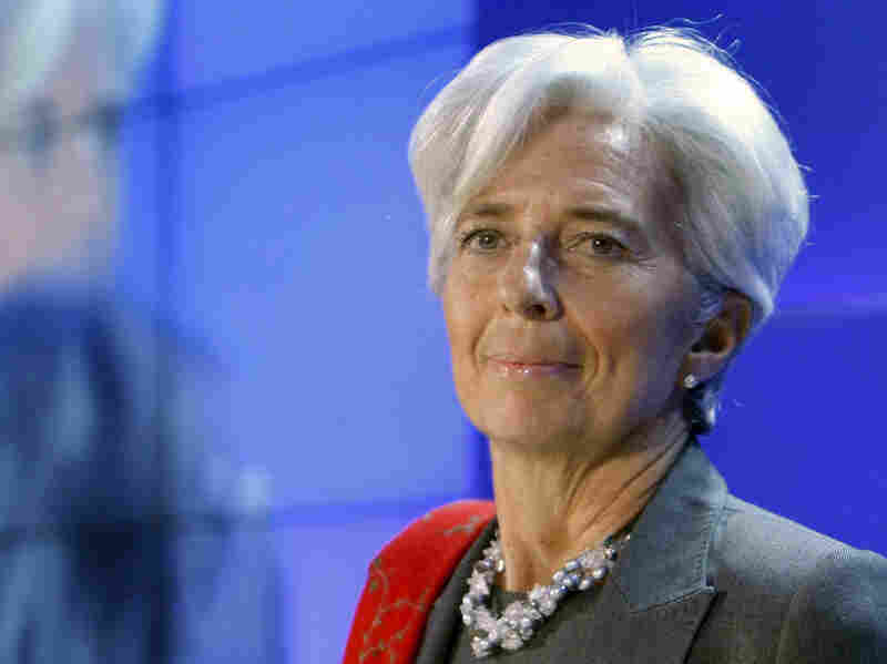 French Finance Minister Christine Lagarde is widely considered Europe's first choice for the now-vacant position of IMF chief.