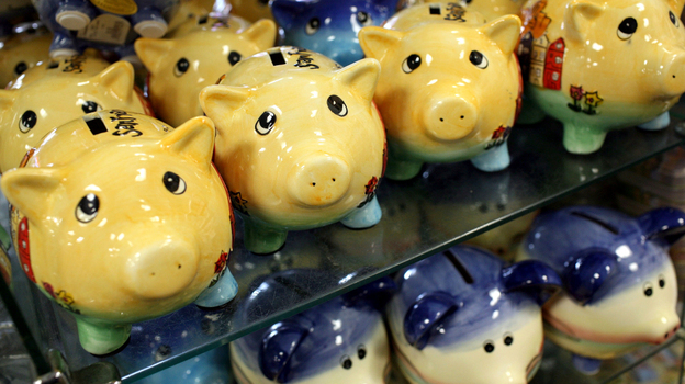 Saving money doesn't have to be complicated, says financial adviser Beth Kobliner. The main point is for young people to get started early, she says. (Getty Images)