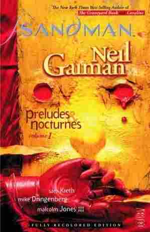 Cover of The Sandman Volume I: Preludes and Nocturnes