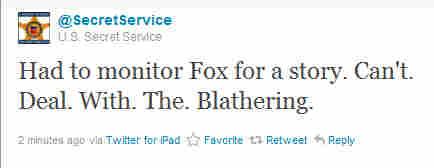 The offending tweet.