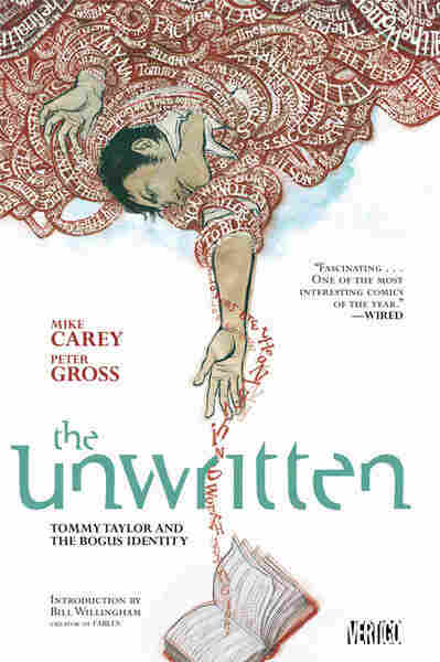 Cover of The Unwritten, Volume I: Timmy Taylor and the Bogus Identity