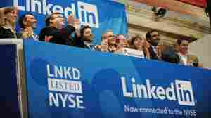 Whoa! LinkedIn's IPO Takes Stock Market By Storm