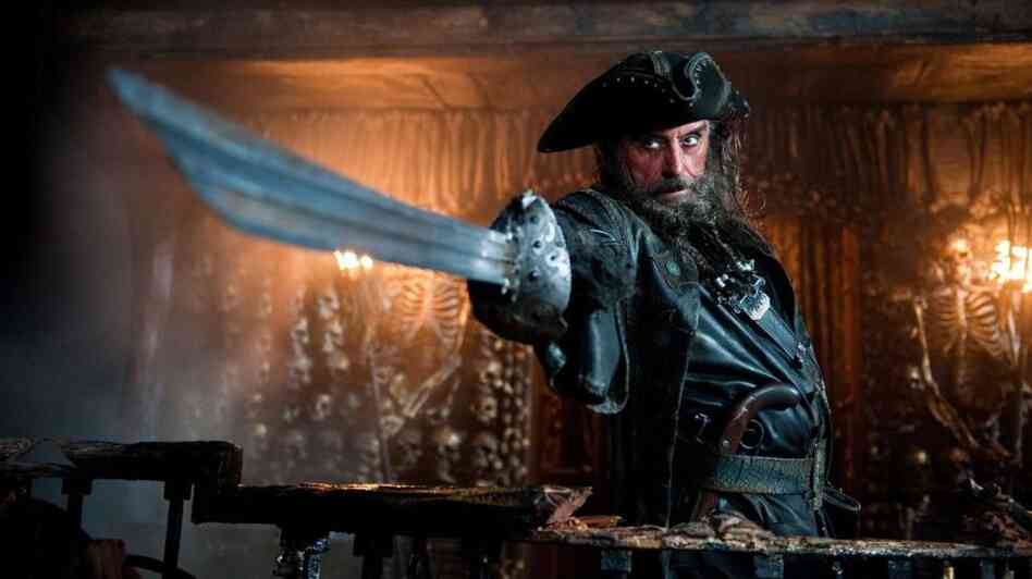 Touchy proposition: For the latest Pirates of the Caribbean movie (with Ian McShane as Blackbeard), Disney brought in director Rob Marshall — whose 2002 film Chicago won the Best Picture Oscar — after Gore Verbinski left the franchise.