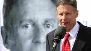 Presidential Hopeful Gary Johnson Plays Not My Job