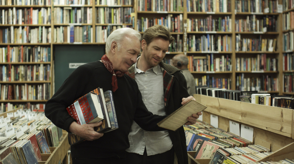 Academy Award nominee Christopher Plummer (left) and Ewan McGregor star as father and son in Mike Mills' Beginners.  (Focus Features)