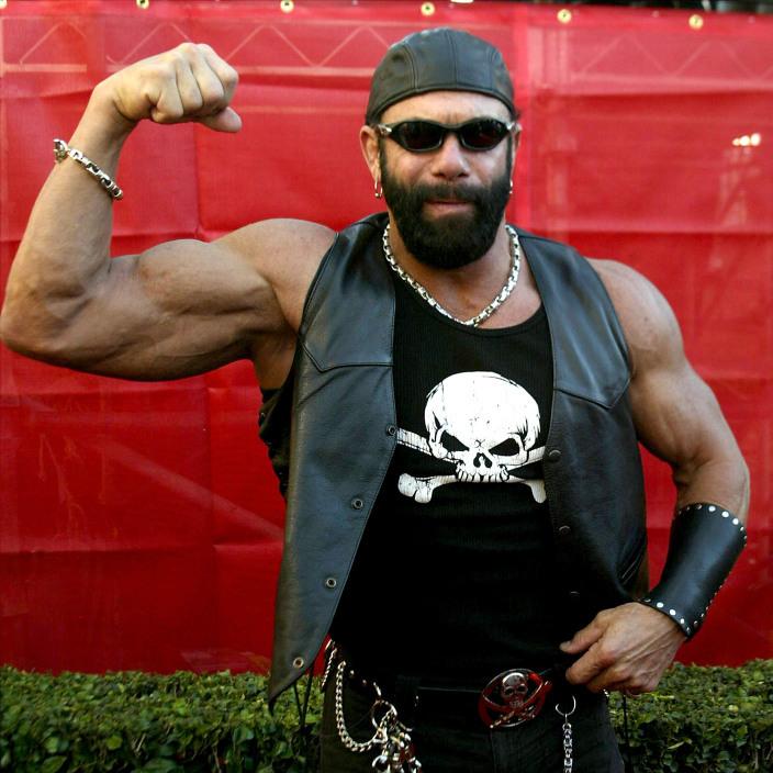 Macho Man Wrestler