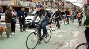 Park Or Ride: A Bike Lane Divides Brooklyn