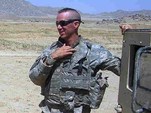 Army National Guard Capt. Benjamin Tupper