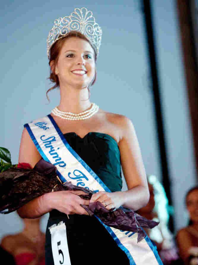Miss Shrimp Festival 2011 Kalynn Higginbotham plans to pursue a career in pharmaceuticals.