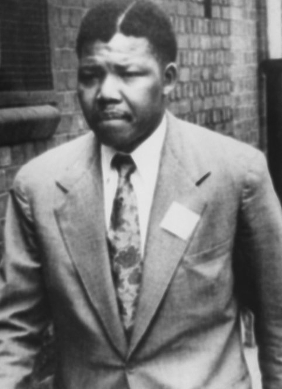 Former President of South Africa and African National Congress leader, Nelson Mandela worked most of his life to end apartheid and advocate for human rights.