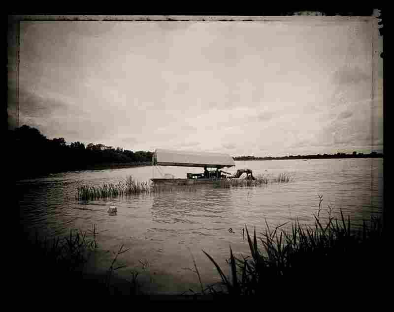 Crawfishing Boat, La.
