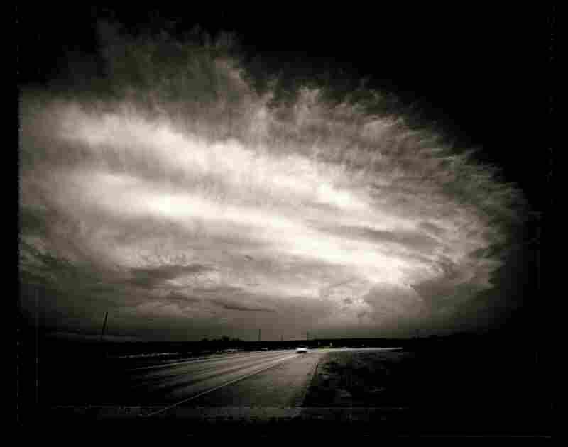 Sky and Road, Abilene, Texas