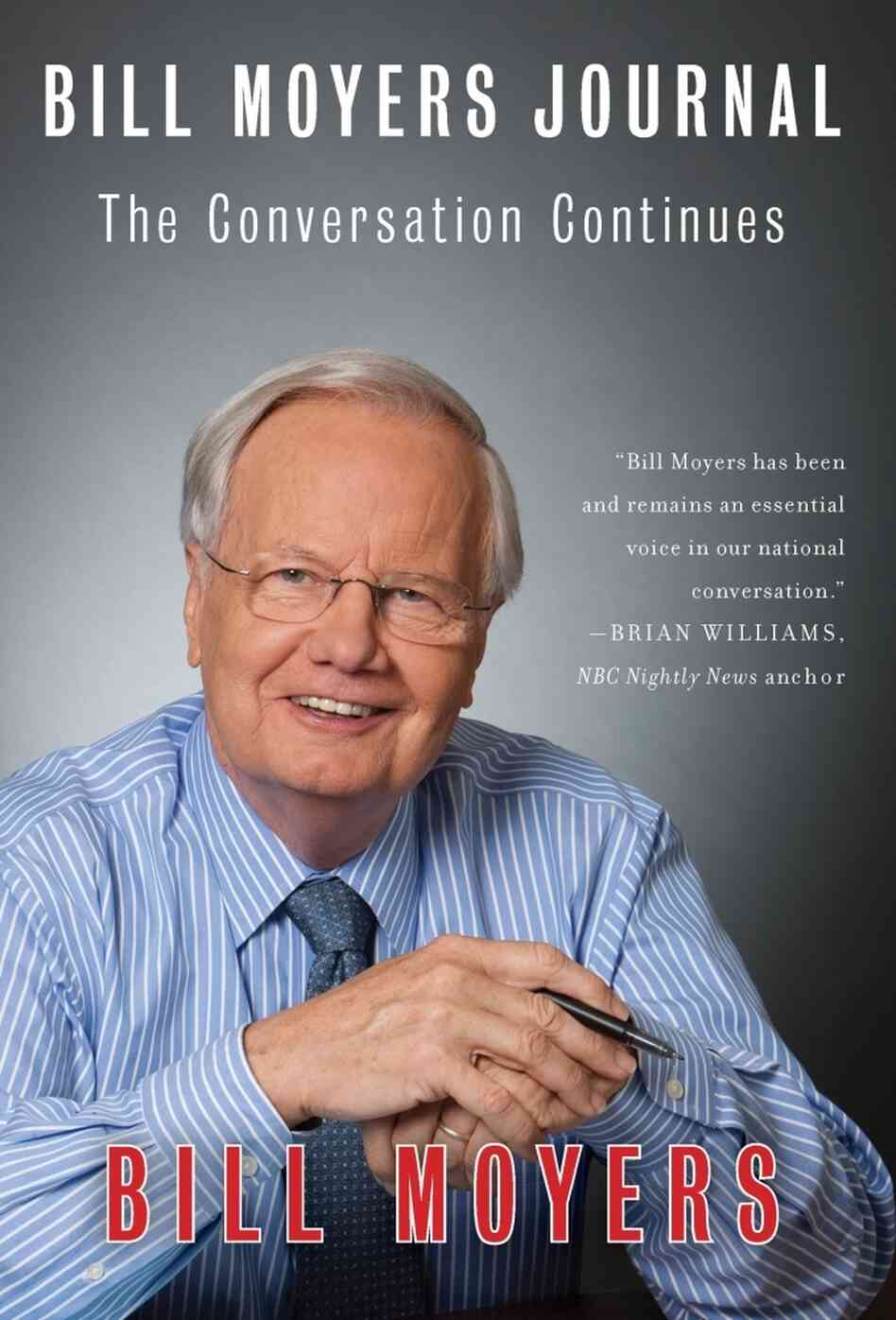 Cover of 'Bill Moyers Journal'