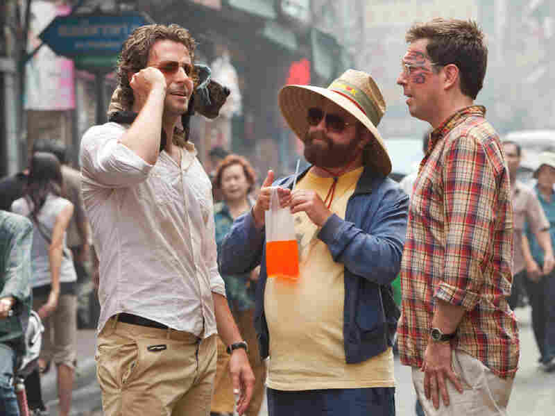 The plot might not seem as inventively inspired the second time around, but the trio of Cooper, Galifianakis and Helms still has the winning chemistry that made the first Hangover film so funny.