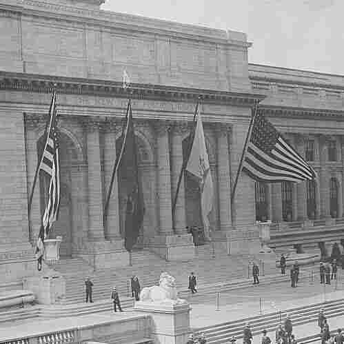 New York Public Library: 100 Years Of Open Doors