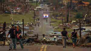 Eyewitness: We Knew The Tornado Was Bad
