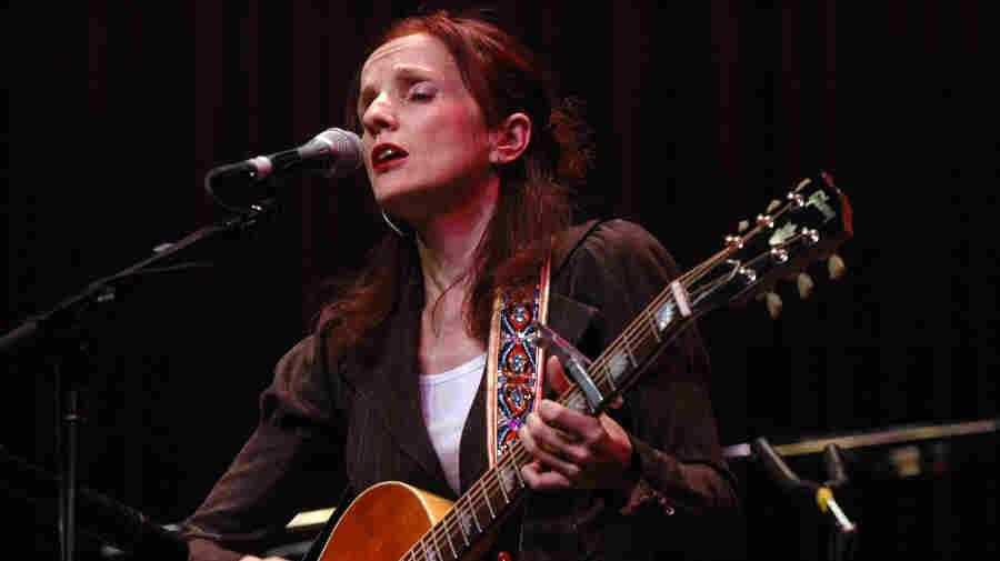 Patty Griffin performs on Mountain Stage.