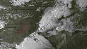 Joplin Tornado: The View From Space