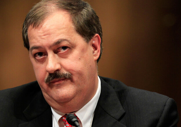 Former Massey CEO Don Blankenship gets the biggest share, $86.2 million, according to the analysis.
