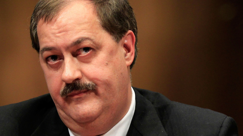 Former Massey CEO Don Blankenship gets the biggest share, $86.2 million, according to the analysis. (Getty Images)