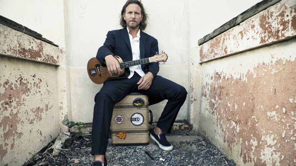 Eddie Vedder Talks About His 'Ukulele Songs'