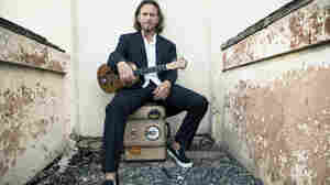 Eddie Vedder Talks About His 'Ukulele Songs'
