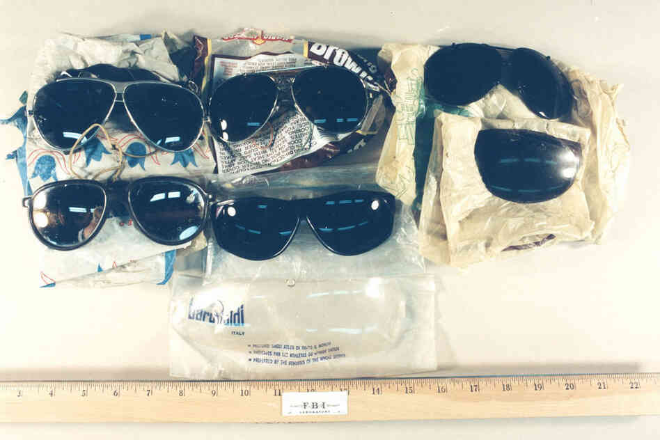 The personal effects of Ted Kaczynski, aka the Unabomber, are being sold via an online auction by the U.S. Marshals. Kaczynski used different methods to disguise his identity when he traveled to commit his crimes.