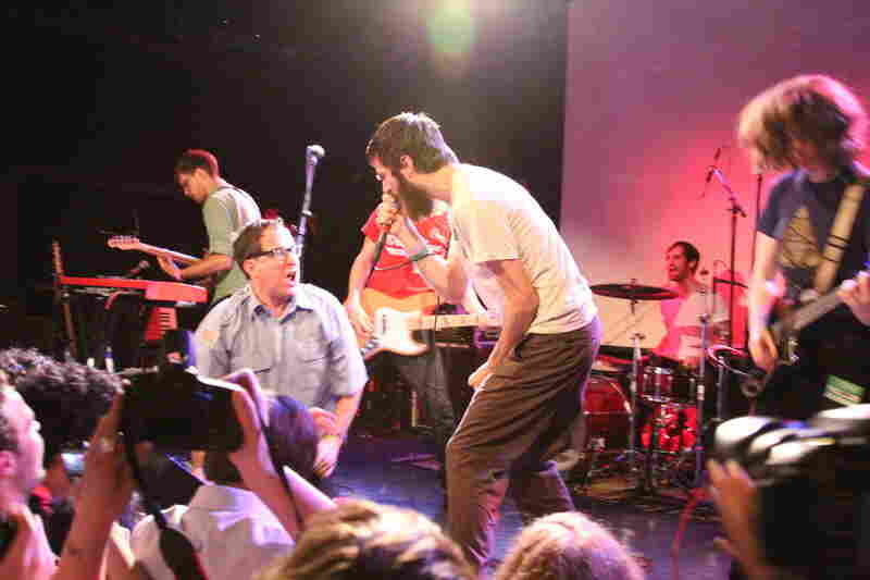 The Hold Steady's Craig Finn, decked out as a party-busting Minnesota cop, joins Titus Andronicus to honor The Replacements.