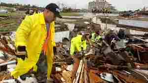 "Missouri Gov: Still Searching For Joplin Survivors, ""House By House"""
