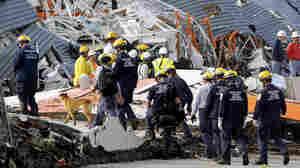 Joplin, Missouri Death Toll Rises, Teams Search As Bad Weather Looms