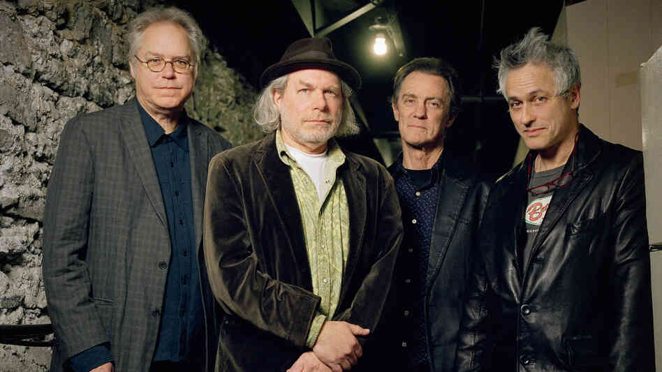 Buddy Miller's Majestic Silver Strings band appeared on World Cafe.
