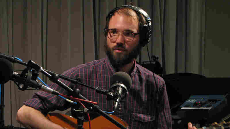 Mark David Ashworth recently performed for WNYC's Spinning on Air.