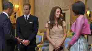 Royal Watchers: This Picture's For You; Obamas Meet William And Kate