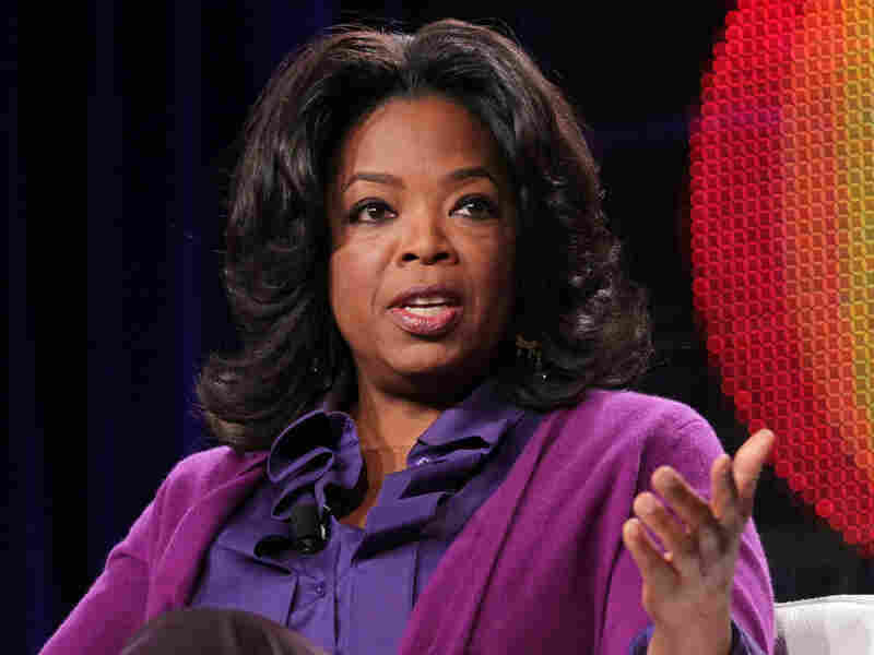 Oprah Winfrey speaks about her new venture, the Oprah Winfrey Network, or OWN, in Pasadena, Calif., in January.
