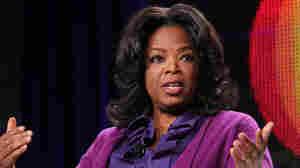 Oprah Winfrey speaks about her new venture, the Oprah Winfrey Network, or OWN, in Pasadena, Calif., in January.