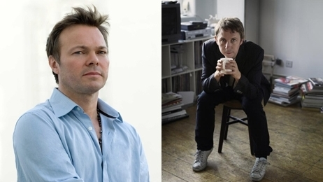Pete Tong and Gilles Peterson of BBC Radio One.
