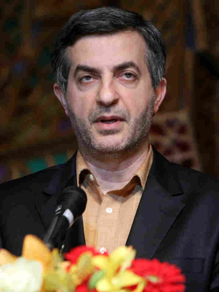 Many in Iran believed Ahmadinejad wanted his chief of staff, Esfandiar Rahim Mashaei, to succeed him as president.