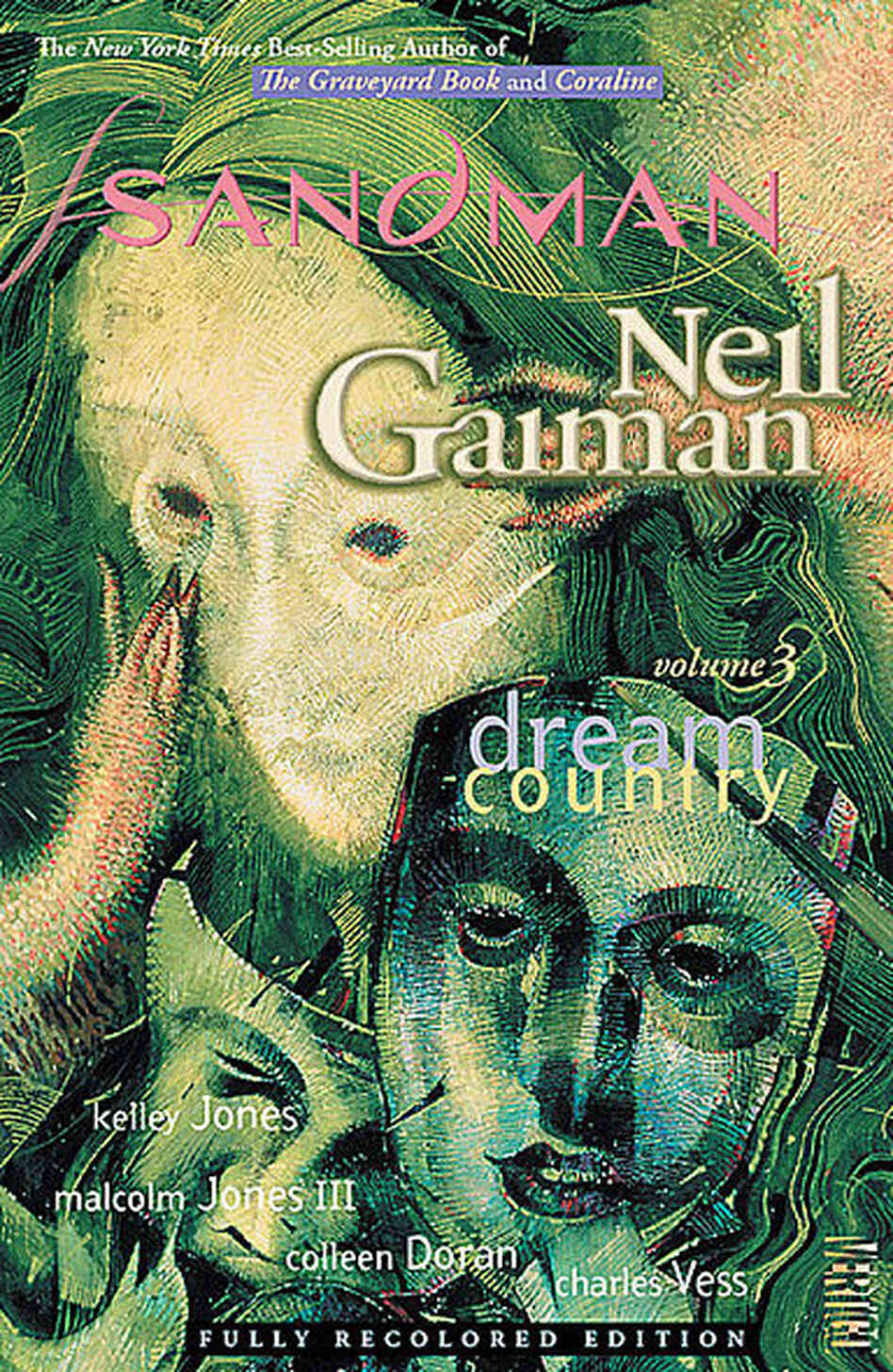 Cover of Sandman: Dream Country