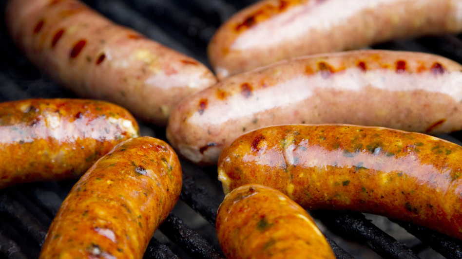Homemade sausage is a perfect treat for Memorial Day weekend, the traditional start of the outdoor grilling season. (iStockphoto.com)