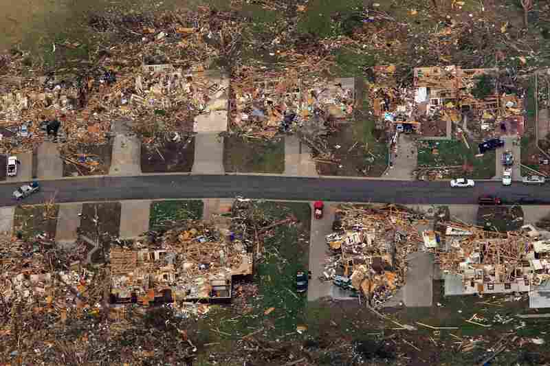 The tornado that ripped through Joplin on Sunday is the deadliest single tornado to hit the U.S. in 60 years.