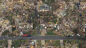 Midwest Storm Deaths Grow; Search Continues For Joplin Survivors