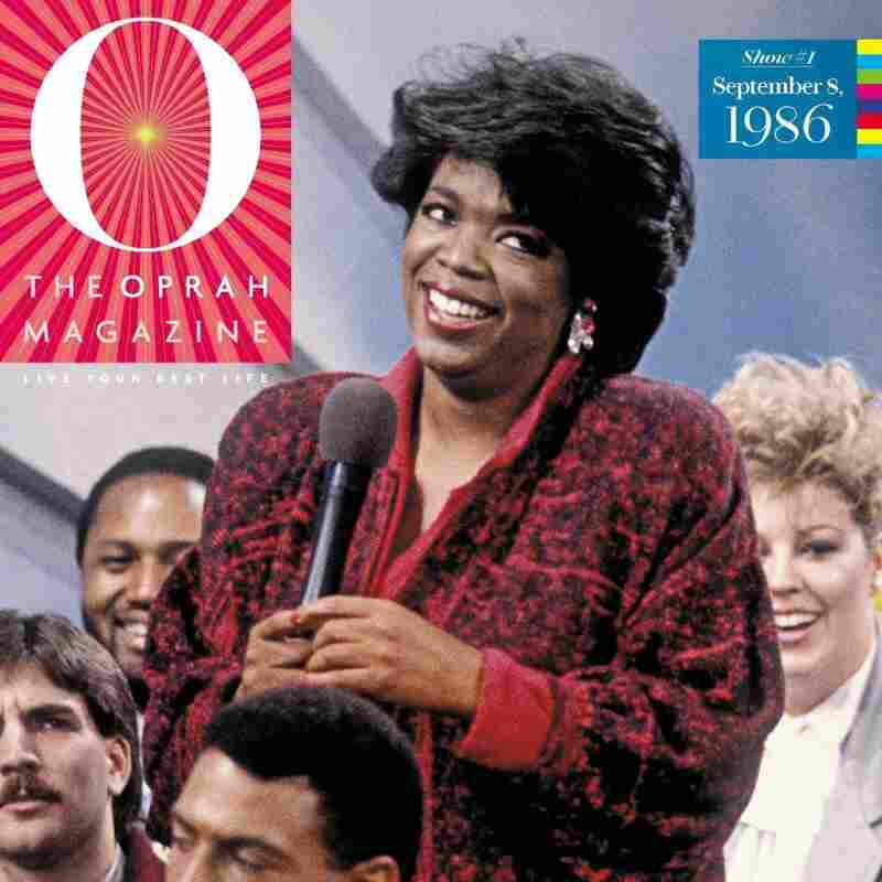 O Magazine remembers and honors Oprah Winfrey's first show on September 8, 1986.