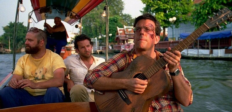 Movie Reviews The Hangover Part Ii Just Another Hangover A Remake In Sequel S Clothing Npr