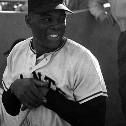 A never before published photo shows 22-year-old Willie Mays at spring training in 1954, the year the Giants won the World Series -- the sole championship of Mays' long career.