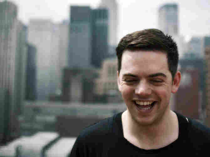 """Composer Nico Muhly: """"I'm positive I understand how augmented chords change an emotional texture  because of Nintendo music."""""""