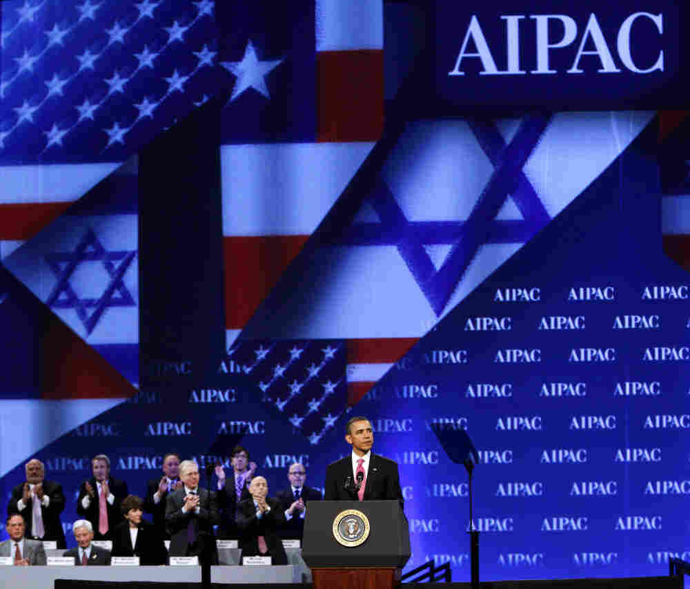 President Obama clarified his controversial remarks at AIPAC's annual meeting, Sunday, May 22, 2011.