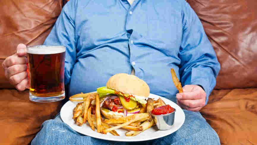 Being overweight or obese is a big risk factor for hypertension.